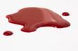 Leinwandbild Motiv Blood puddle