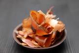 dried bonito flakes  poster