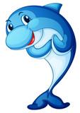 Fototapety Dolphin