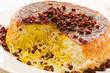 Persischer Reis mit Berberitzen Tah-chin