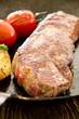 Steak in der Pfanne