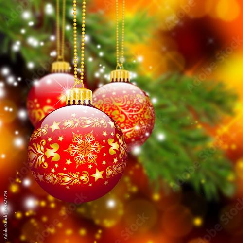 Weihnachten, Weihnachtsdeko, Hintergrund, Weihnachtskugel, Kugel
