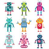 Robots set