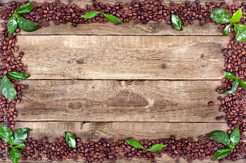 Kaffeeumrandung