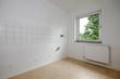 canvas print picture - leerer Raum mit Fenster