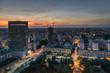 Fototapete Stadtlandschaft - Downtown - Stadt allgemein