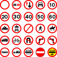 Traffic Sign Collection.