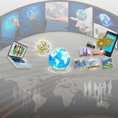 Sharing stream information