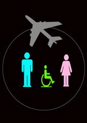 Passagers et Handicap