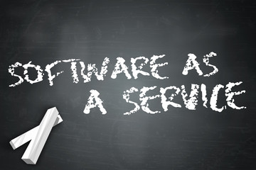 "Blackboard ""Software As A Service"""