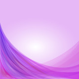 Abstract pinky vector background with copy space.