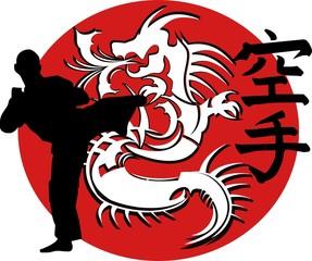 dragon warrior - master fight