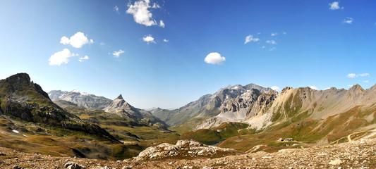 Col du Palet, panoramique