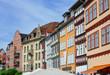 Erfurt Fachwerk - Erfurt half-timbered 09