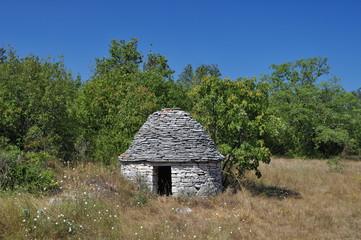 Steinhaus in Kroatien