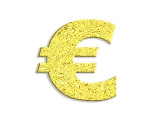 Golden Euro pictogram