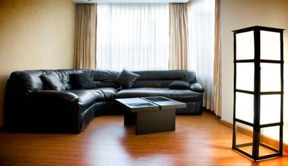 Living room - interior design