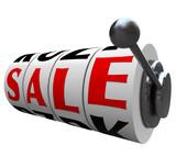 Sale Word Slot Machine Wheels Save Money Discount