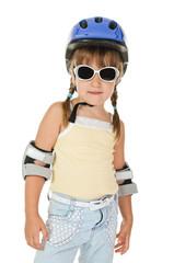 girl roller