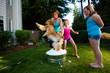 reluctant dog bath