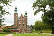Rosenborg Castle is castle situated at centre of Copenhagen