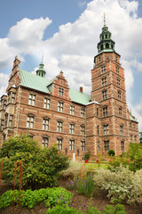 Rosenborg Castle is beautiful castle situated at Copenhagen