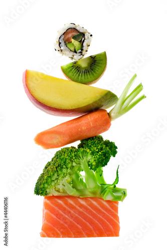 equilibre alimentaire photo libre de droits sur la banque d 39 images image 44406116. Black Bedroom Furniture Sets. Home Design Ideas