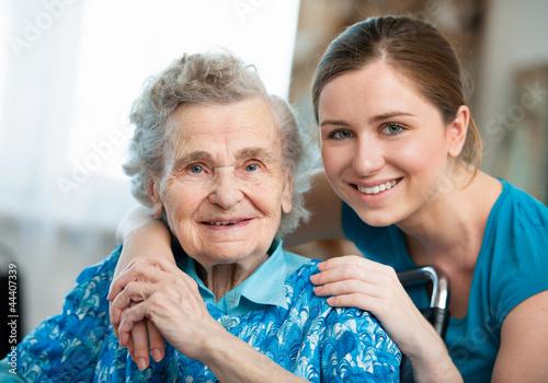 Leinwanddruck Bild Homa care