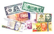 Banconote del Sud America