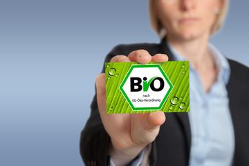 Biosiegel - Bioprodukt