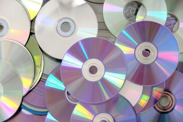 Gruppo di CD e DVD