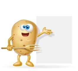 patata cartello
