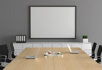 Konferenz mit Board