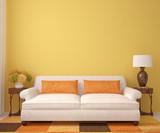 Fototapety Beautiful living-room.