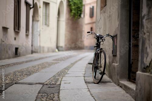 Rower na ulicy