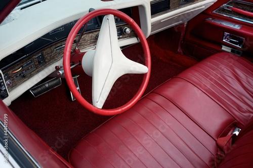 Fototapeten,personenwagen,autos,classic,interior
