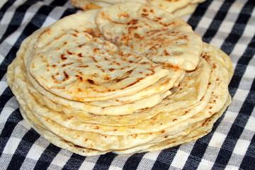 Turkish pancake. Gözleme