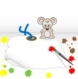 Mouse painter