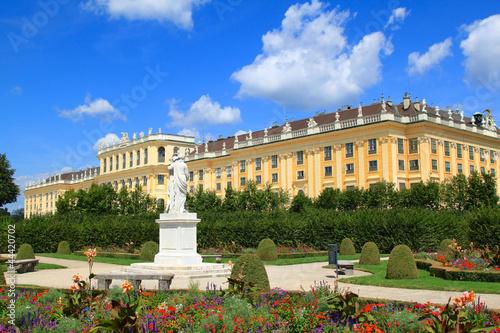 UNESCO World Cultural Heritage: Schloss Schoenbrunn, Austria