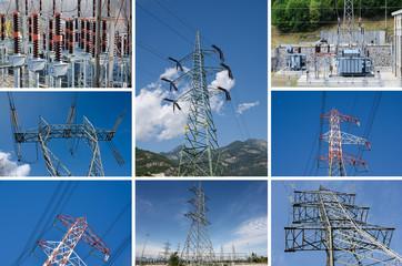 Elettrodotti ed Energia