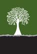 card design, tree