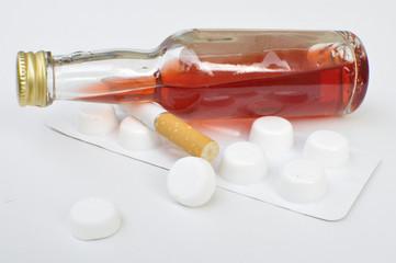 Alcool Tabac Médicaments