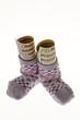Kinder Socken mit Dollar Geldscheinen