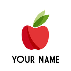 Logo apple. Opportunities for success# Vector