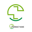 Logo pharmacy # Vector