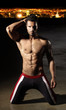 Sexy body man