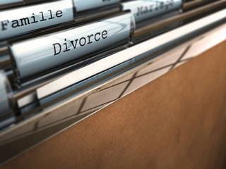 divorcer, procédure de divorce