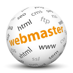 Kugel, Webmaster, HTML, CSS, PHP, FTP, SEO, XHTML, Sphere, Ball