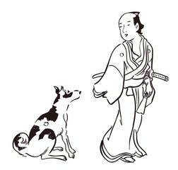 犬とサムライ