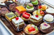 Beautiful confectionery tray